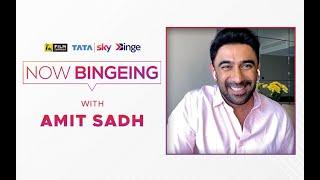 Amit Sadh | Now Bingeing | Tata Sky Binge | Film Companion