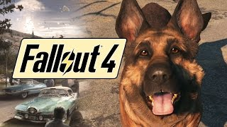 Fallout 4 News: Todd Howard Talks Dogmeat & Companions; Meet The Real Life Dogmeat!