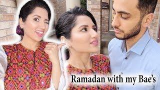RAMADAN WITH MY FAVS | Ramadan Vlog 8 | Fictionally Flawless