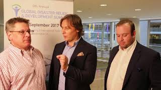 Global Disaster Relief and Development Summit 2017 - Interview with Partnership For Humanity