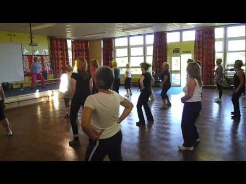 Llantwit Major Zumba with Linda  [High Quality HD]