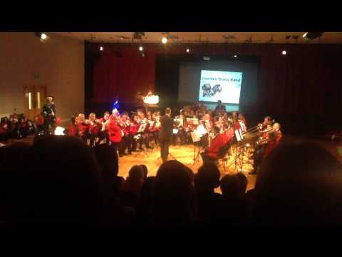 Lourdes Brass Band 2014 Christmas Concert - Christmas Crackers