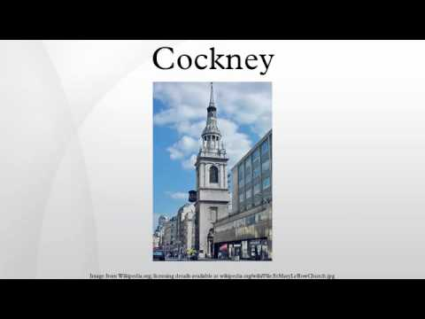 Cockney
