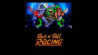 Rock N Roll Racing OST Paranoia By Black Sabbath Extended 14min
