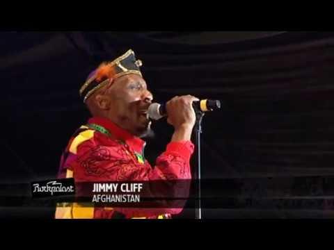 JIMMY  CLIFF - Afghanistan  - Live Summerjam  Rockpalast -  01, July 2011