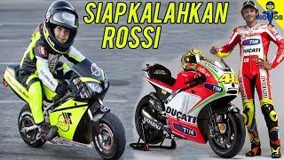 Anak Kecil Balapan Motor Umur 3 Tahun Miliki Skill Tingkat Dewa .! Penerus Valentino Rossi