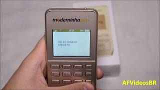 Como Ativar e Utilizar a Moderninha Plus do PagSeguro - DESCONTO: 12x de R$19,90