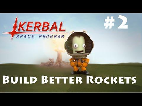 KSP Build Better Rockets 2 Rocket Concepts