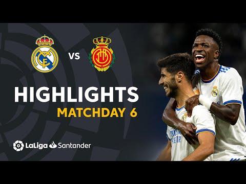 Resumen de Real Madrid vs RCD Mallorca (6-1)