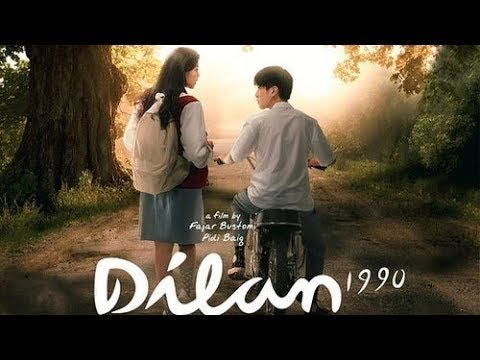 Official Trailer Dilan 1990