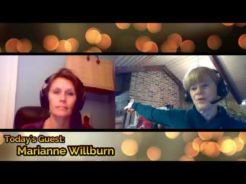 Chat about Gardening with Kate an guest MarianeWilburn