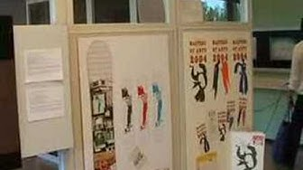 """""""Vuoden huiput 2004"""" Näyttely Lybeckerillä, Raahessa"""