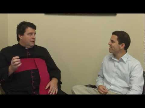 Interview with Msgr. Soseman - On Fulton Sheen's Cause for Canonization