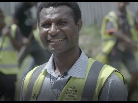 Increasing Employment And Skills For Papua New Guinea's Youth