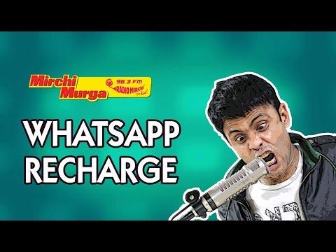 Mirchi Murga   WhatsApp Recharge