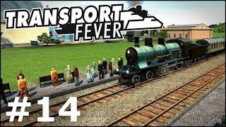 Transport Fever #14 - Przejazdy pasażerskie