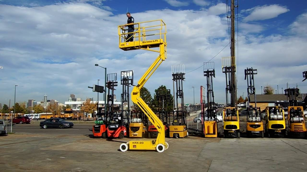 2308 stratolift krx20 20 scissor lift with 750 lbs capacity youtube rh youtube com strato lift manual 8711 krx strato lift manual 8711 krx