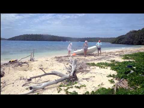 Vava'u Tonga Sailing and Diving 2013