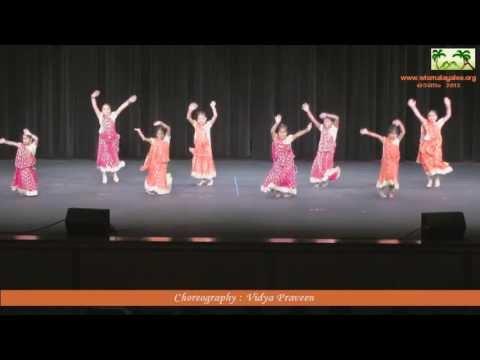 WISMA Onam 2013 : Chundathu Chethippoo (Chronic Bachelor)