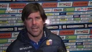 Calcionate Le Interviste | Post-Partita CATANIA - CATANZARO (Coppa Italia) | 30.01.2019
