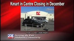 K-Mart in Centre Closing in December