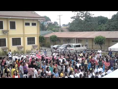 San Jose del Monte Elementary School DRUM & LYRE 2014- LUPANG HINIRANG