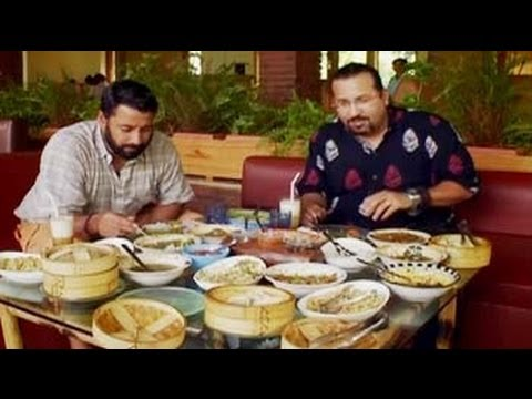 Rocky, Mayur on a food spree in Dehradun