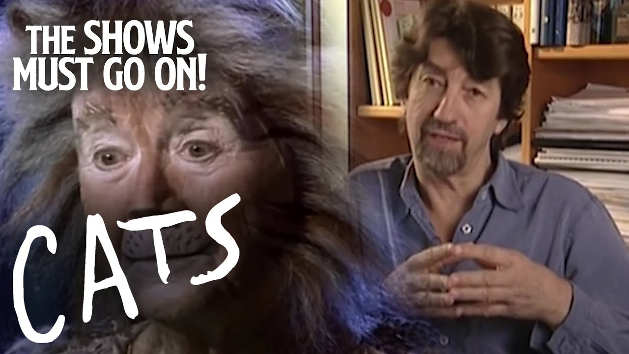 Trevor Nunn on Directing 'Cats'   Backstage at Cats The Musical