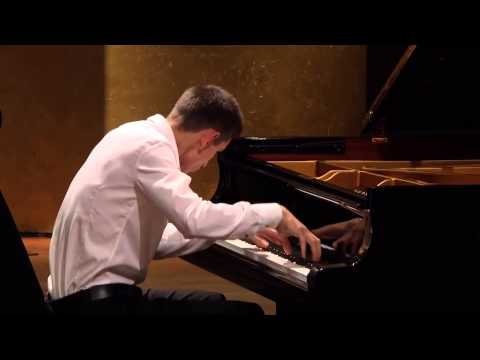 Dmitry Shishkin at the 1st stage of the Rubinstein 2014 competition