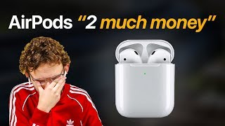 AirPods 2 | Disappointment and Expense (Rant)