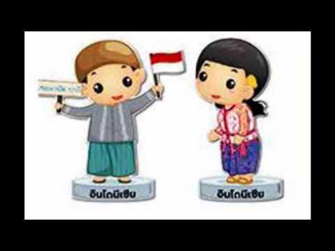เรื่องการแต่งกายชุดประจำชาติของประเทศในกลุ่มอาเซียน