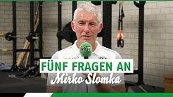 Trainer-Porträt 2019/20 | Mirko Slomka