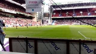 FCコペンハーゲンは、2016年シーズンで、デンマーク1位のチームになりました! その1