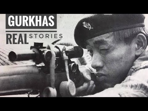 9 SHOCKING STORIES THAT PROVES WHY GURKHAS ARE THE FIERCEST FIGHTERS IN THE WORLD