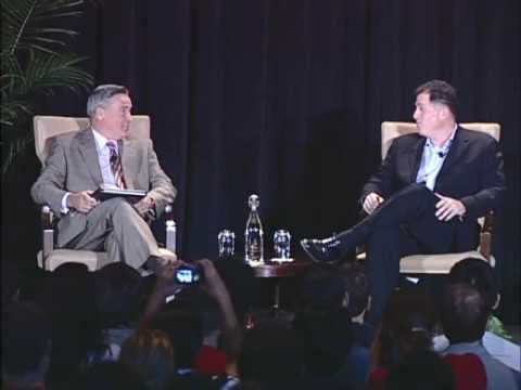 Michael Dell Speaks with Gilligan, Students about Mistakes, Leadership and Dell's Global Impact