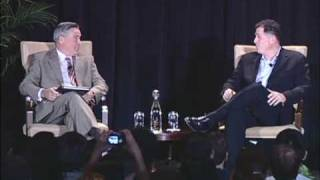 Michael Dell Speaks with Gilligan, Students about Mistakes, Leadership and Dell