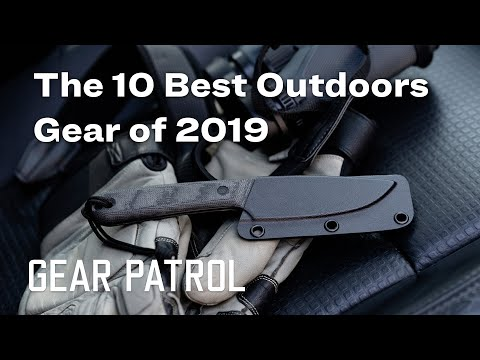The 10 Best Outdoors Products Of 2019 | GP100
