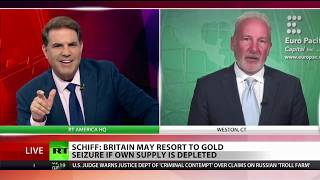 🔴Is Britain planning to seize foreign gold reserves?