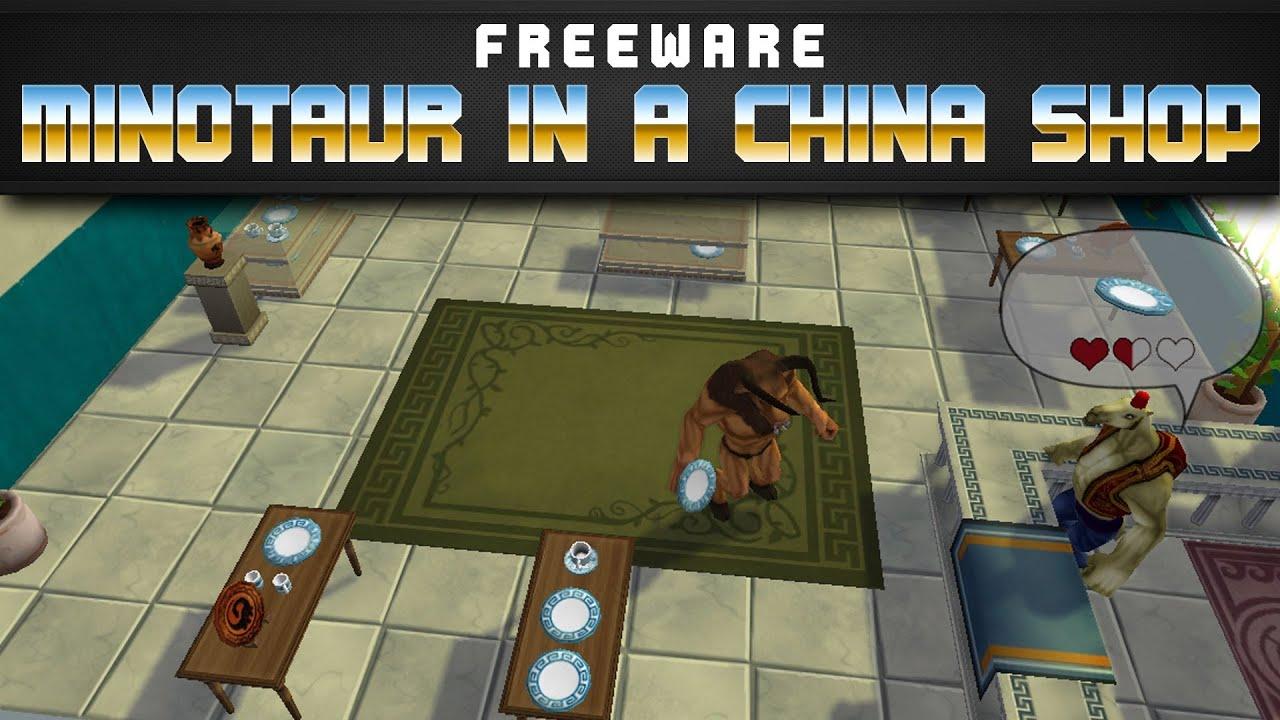 Let\'s Discover #006: Minotaur in a China Shop [720p] [deutsch ...