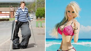12 Unique People You Won't Believe Actually Exist