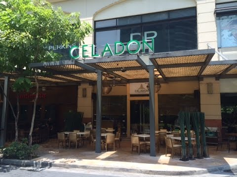 Celadon Thai Restaurant Power Plant Mall Rockwell Makati by HourPhilippines.com