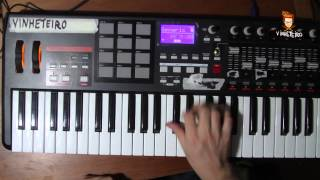 Vengaboys - Boom, Boom, Boom, Boom - Live Keyboard Remix