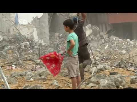 Looking for billions to rebuild Gaza | Journal