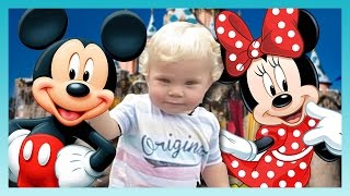TOP 3 DISNEY RIDES! | Look Who