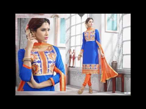 SURAT TEXTILE BAZAAR PRESENT  FANCY DRESS MATERIAL