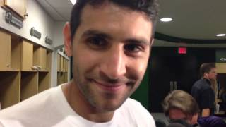Portland Timbers midfielder Diego Valeri talks about win against Vancouver (video)