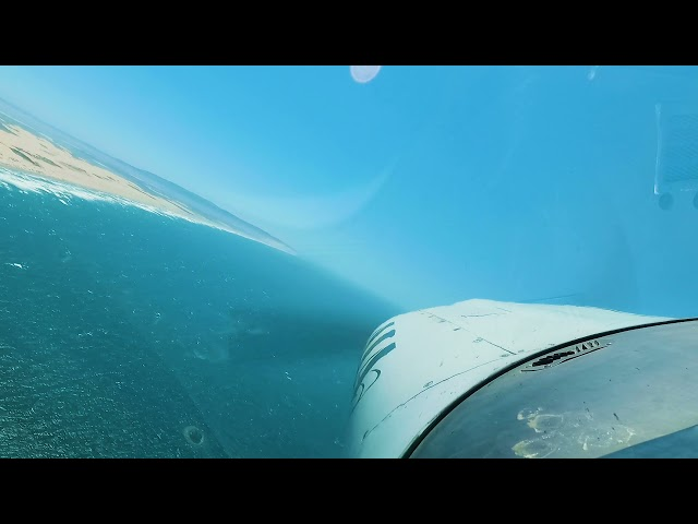 Oceano CA (L52) VFR approach May 8th 2021