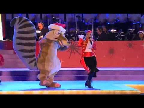carols in the domain sydney 2012 ice age spectacular. Black Bedroom Furniture Sets. Home Design Ideas