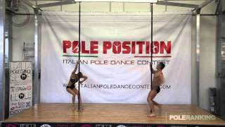 Enrico and  Enrica - Italian Pole Dance Contest 2016