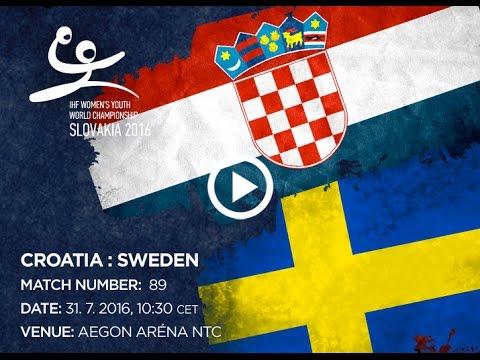 CROATIA : SWEDEN